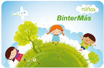 BinterMás niños Infant card